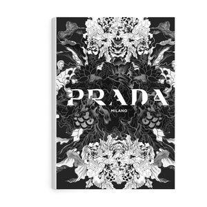 Prada Canvas Print with Frame
